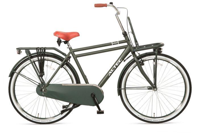 Altec-Urban-28inch-Transportfiets-Heren-55-Army-Green