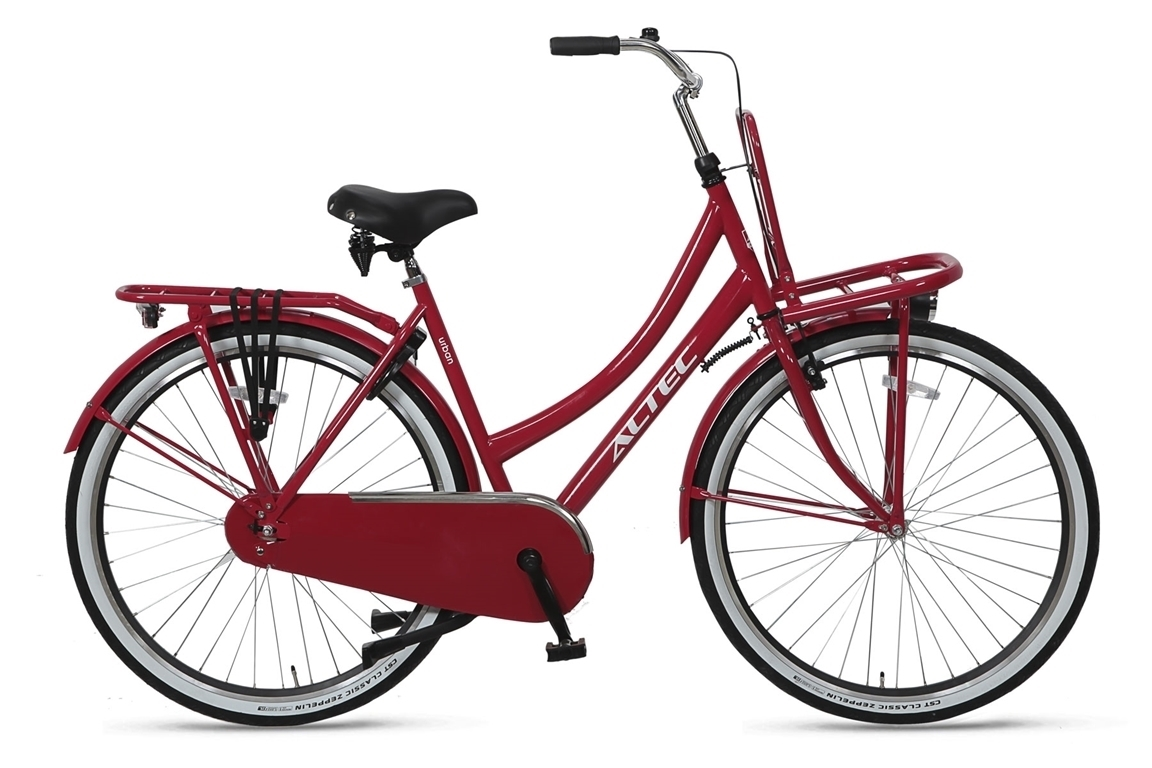 Altec-Urban-Damesfiets--28inch-Transportfiets-Fire-Red