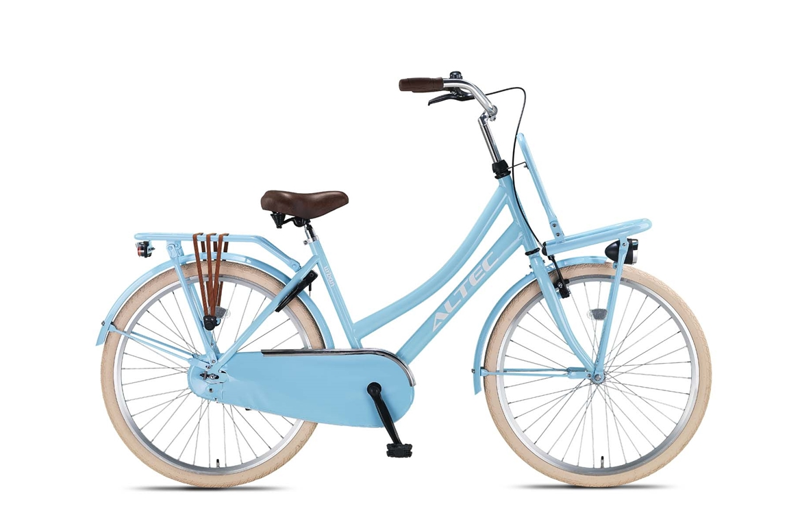Altec-Urban meisjesfiets-26inch-Transportfiets-Blue-Nieuw-2020