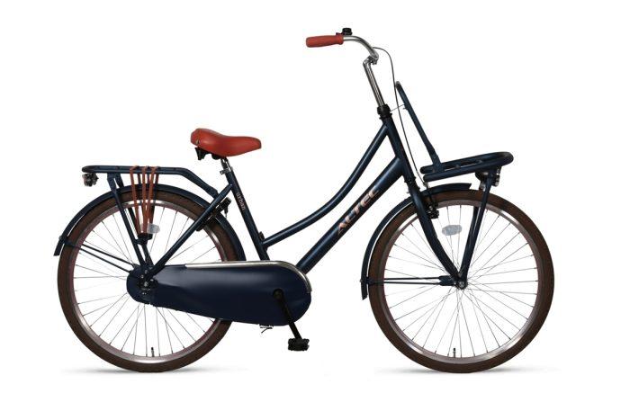 Altec-Urban meisjesfiets-26inch-Transportfiets-Jeans-Blue