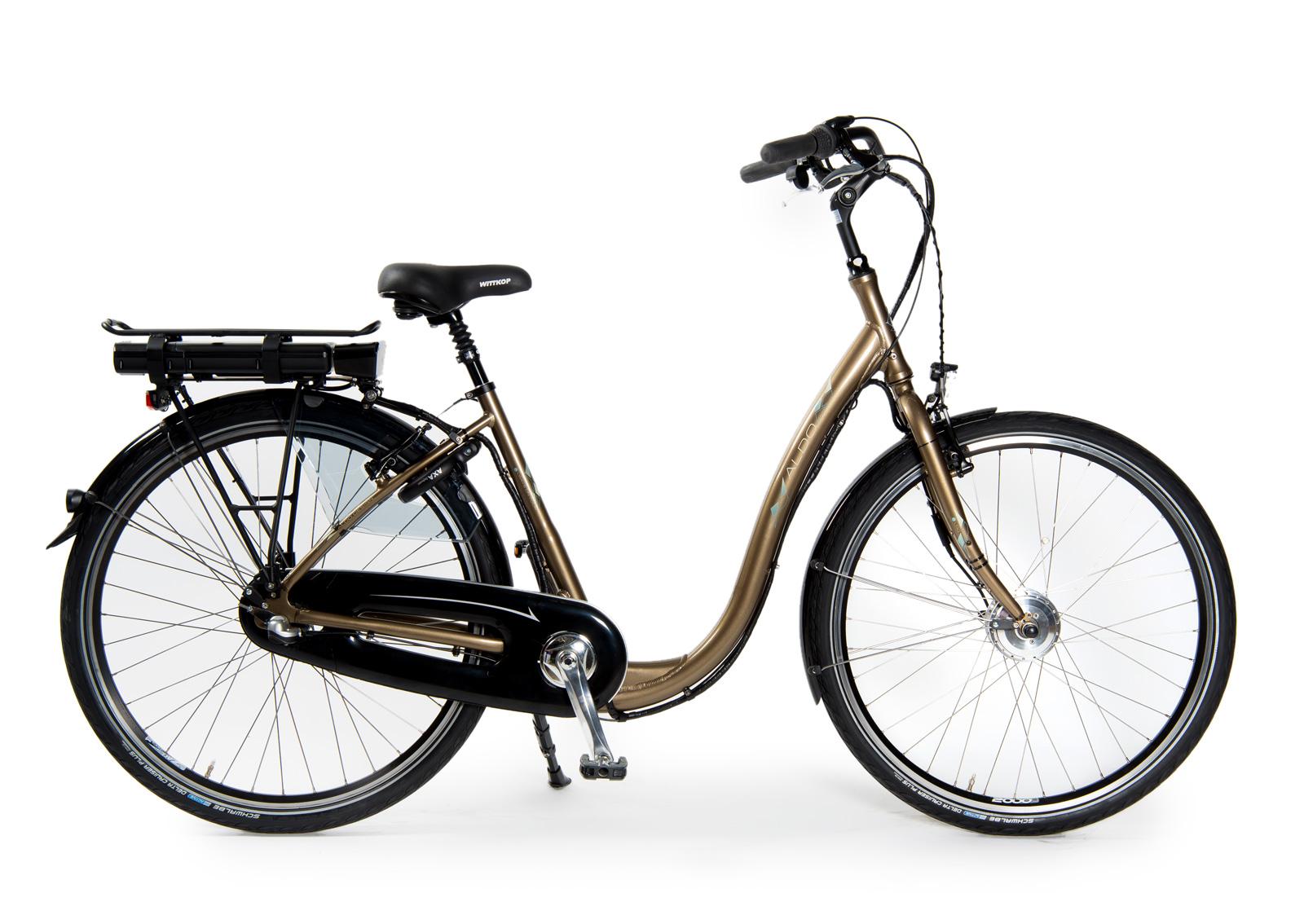 Aldo Lage Instap fiets Elektrisch inch Comfort E-Bike 28