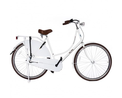 ALFA DUTCH SHOPPING OMAFIETS 28 INCH 53CM - 3 SP WIT