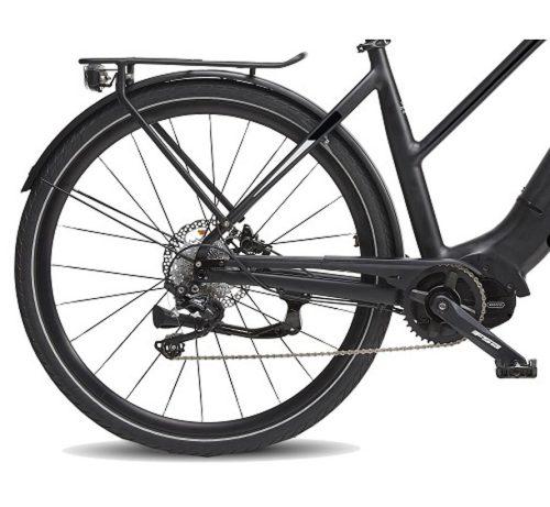Vogue SLX D9 2021 Dames tourfiets middenmotor elektrische fiets kopen vogue-slx-elektrische-fiets-9v-mat-zwart
